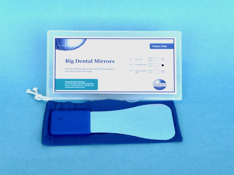 Ainsworth Big Dental Mirror #2