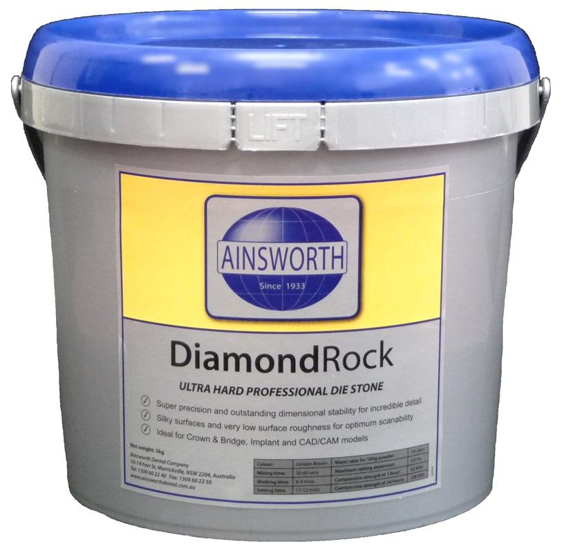 Ainsworth Diamond Rock 5Kg