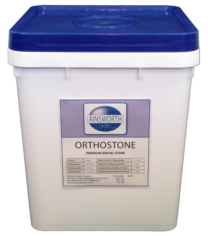 Ainsworth Orthostone 20Kg Pail