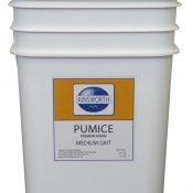 Ainsworth Pumice Medium Grit 20Kg Pail