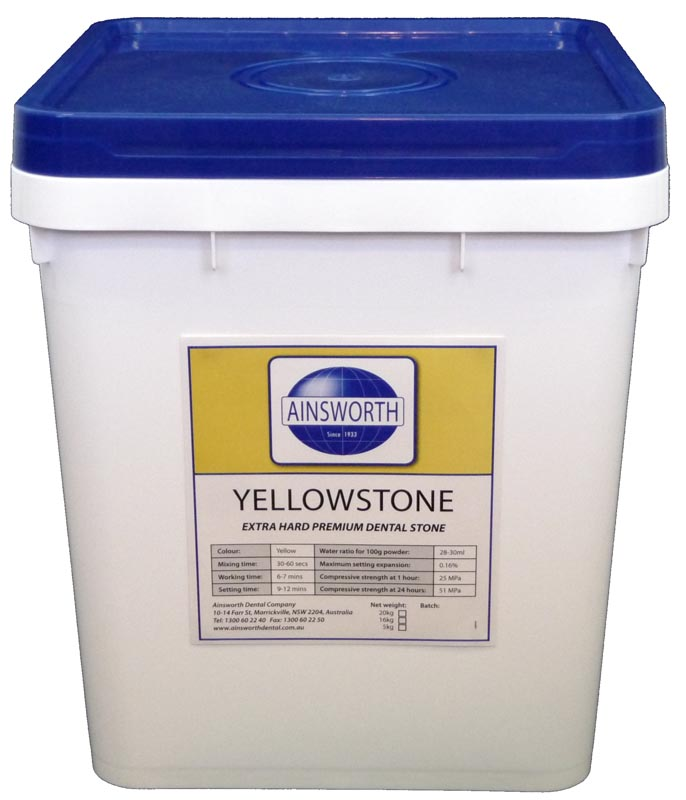 Ainsworth Yellowstone 20Kg Pail