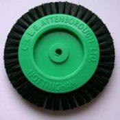 Attenborough Black Brush 2-Row Converged 70mm