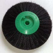 Attenborough Black Brush 3-Row Converged 82mm