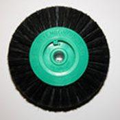 Attenborough Black Brush 4-Row Straight 82mm