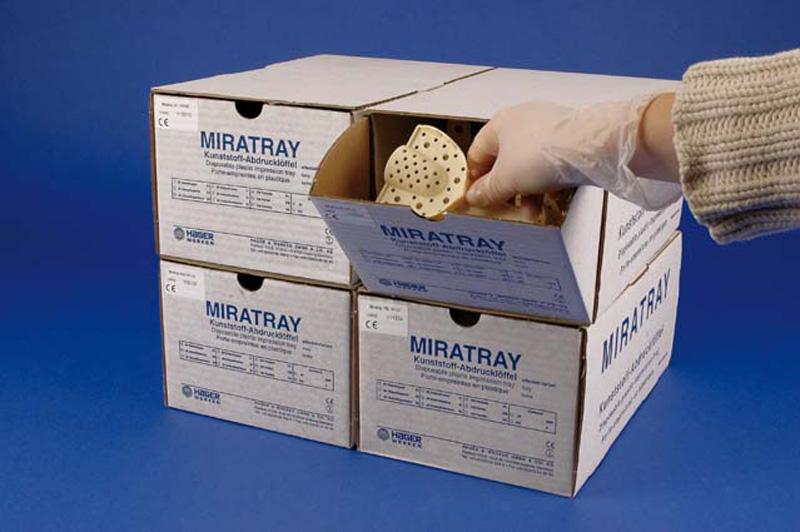 Miratray Partial Left Qty:50