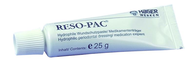 H&W Resopac 25G Intraoral