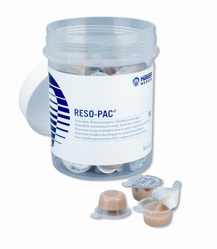 H&W Resopac Individuals 50X2G