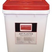 Investo Art Plaster 20kg Pail