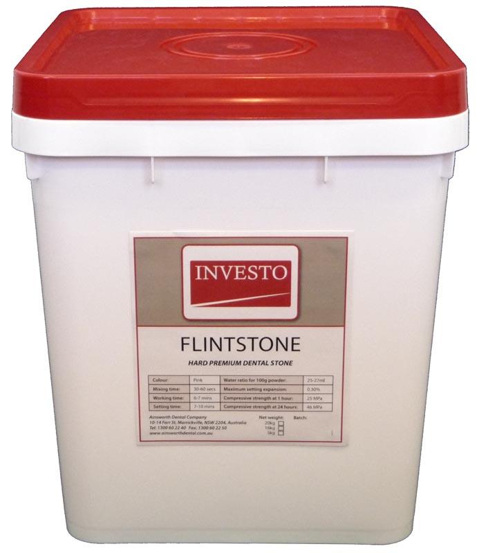 Investo Flintstone 20kg Pail