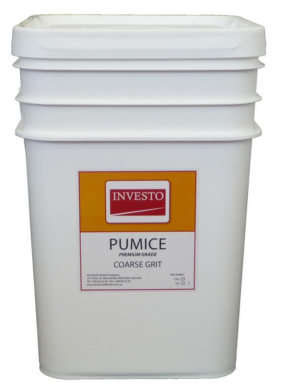 Investo Pumice Coarse Grit 20kg Bag