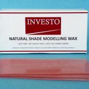 Investo Modelling Wax, Natural Shade 500g