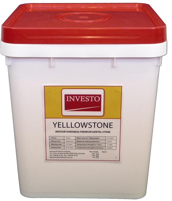 Investo Yellowstone 20kg Pail