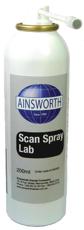 Scan Spray Lab
