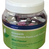 Ainsworth prophy paste individuals cups