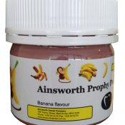 Ainsworth Prophylaxis Paste - Banana Flavour - 200g
