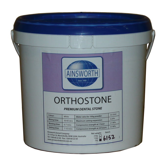 Ainsworth Orthostone 5Kg Pail