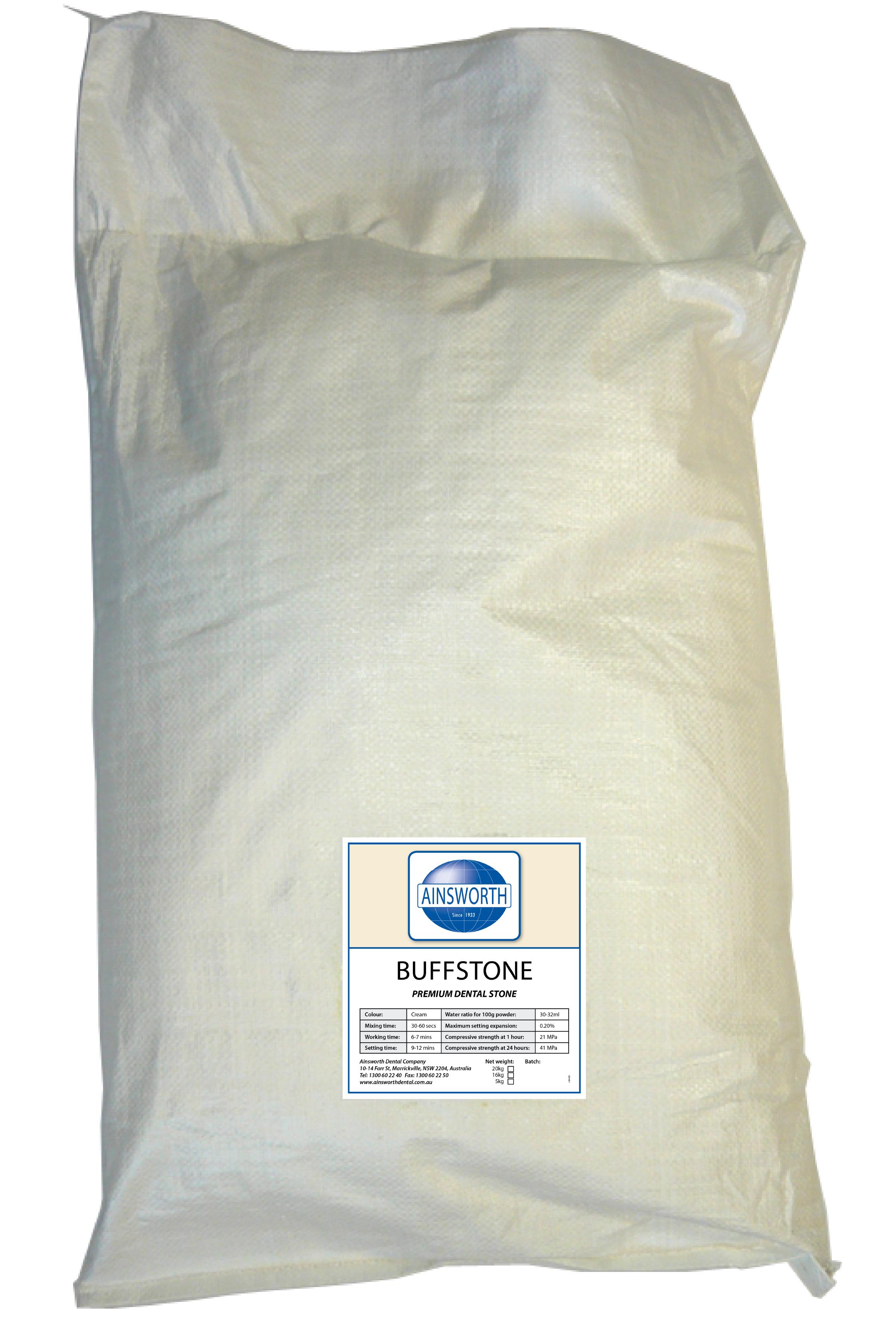 Ainsworth Buffstone 20Kg Bag