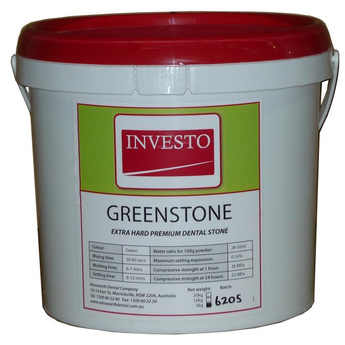 Investo Greenstone 5kg Pail