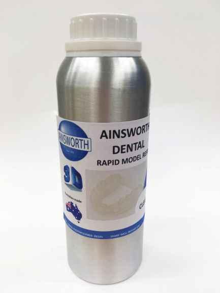 Ainsworth 3D Printer Model Resin Clear