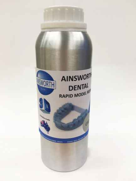 Ainsworth 3D Printer Model Resin Grey